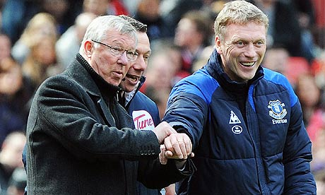 Ferguson Plans to Give Moyes His Watch As a Present. Doubt If It's The Hublot!