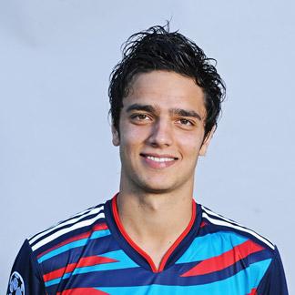 Lyon Midfielder Clement Grenier.