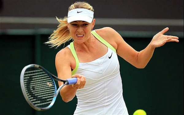 Maria Sharapova Will Be Without A Coach Ahead of Wimbledon.