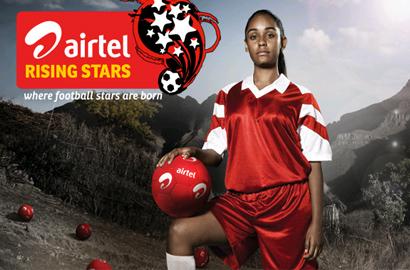 Airtel Rising Stars.