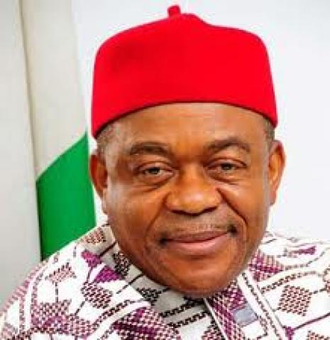 Governor Theodore Orji of Abia State.