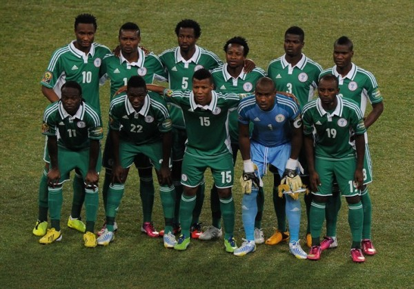 Getty Image: Super Eagles are Through to a Fifth World Cup Appearance.