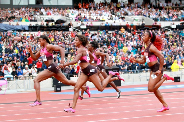 Blessing Okagbare Will Look to Build on Her 2013 Record When the IAAF Diamond League Returns in May.