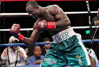 Lateef Kayode Set for His Heavyweight Debut.
