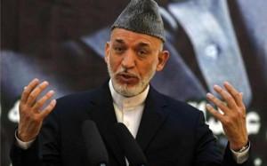 President Hamid Karzai of Afghanistan