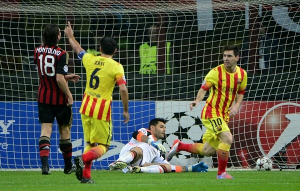 Lionel Messi- Has Scored 91 Goals in 2012, Surpassing Pele's Milestone of 75 Goals in a Calendar Year.