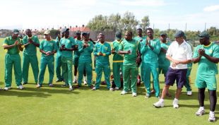 Nigeria's Senior Cricket National team Had Previously Enjoyed Successive Promotion from Division 7 to 5.