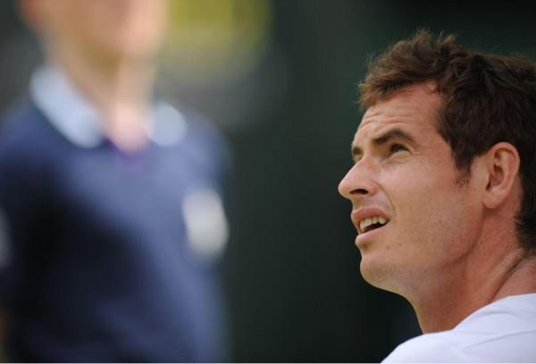 Murray Sees Off Goffin as He Starts His Wimbledon Title Defence.