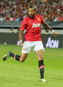 Bebe Exits Old Trafford for £2.3m.