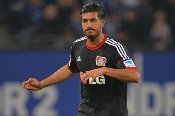 Liverpool Signs Emre Can from Bayer Leverkusen.