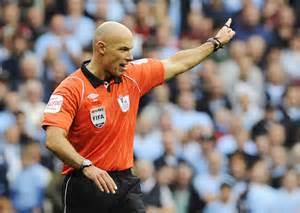 Howard Webb Retires from Refereeing.