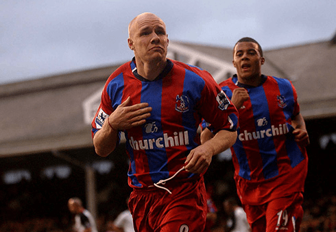 Andrew Johnson Returns to Crystal Palace after Eight Years.