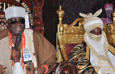 Oba of Lagos-Emir of Kano