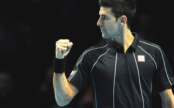 Novak Djokovic Proves Too Good for Marin Cilic to Handle. Image: Getty.