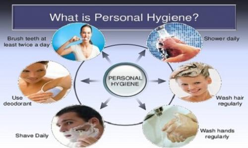 Image result for personal hygiene