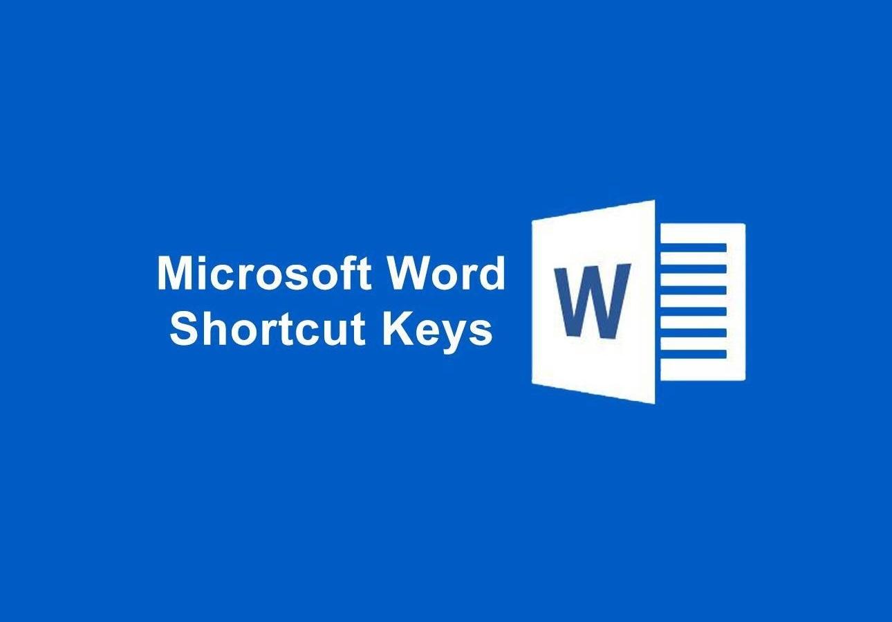 Useful Microsoft Word Keyboard Shortcuts