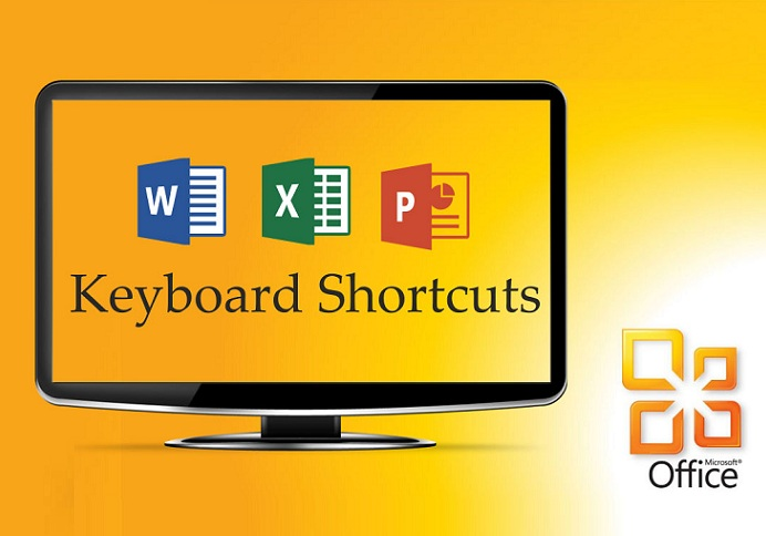 All Shortcut Keys of MS Office
