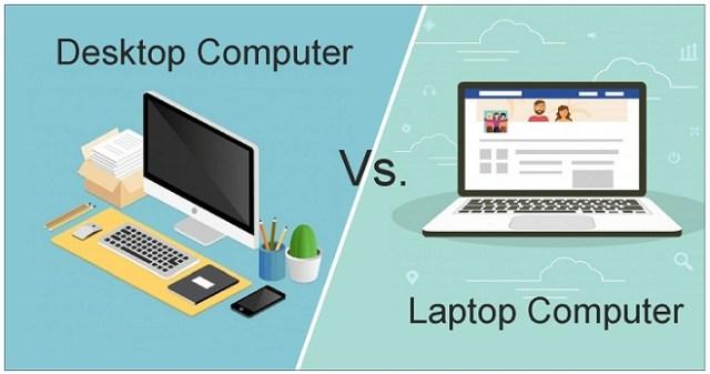Desktop Computer Vs. Laptop Computer