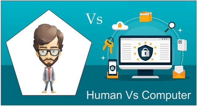 Difference Between Human and Computer