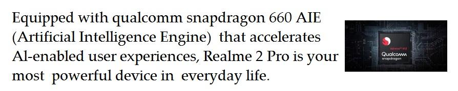 Realme 2 Pro   RMX1801 Model Number.
