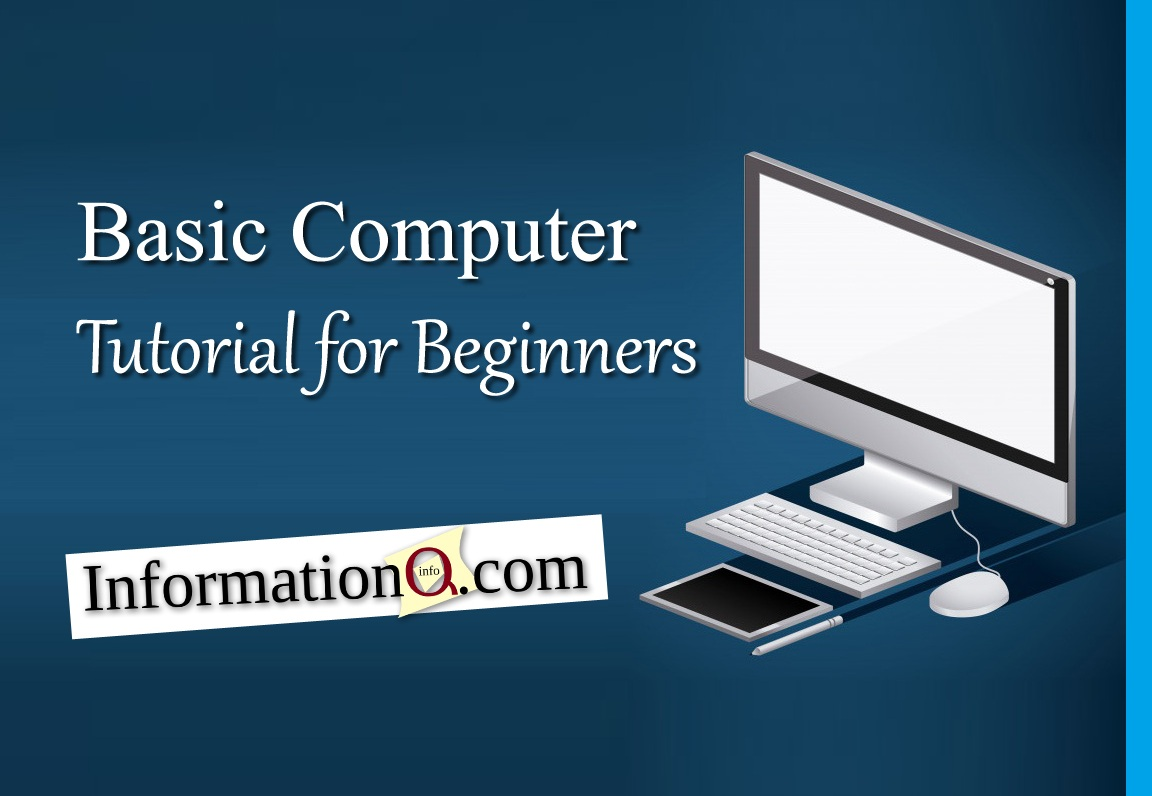 Free Basic Computer Tutorial for Beginners