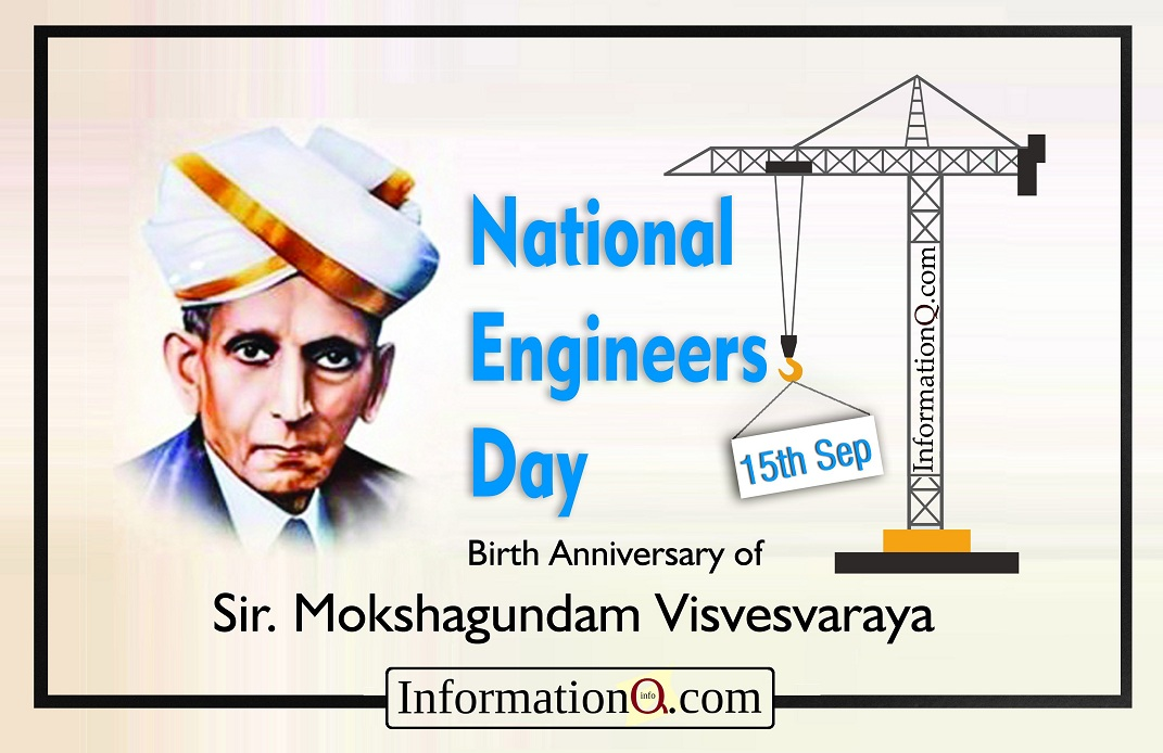 National Engineers Day – Sep 15th