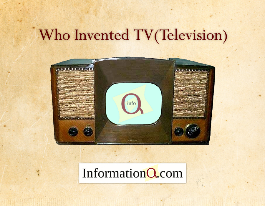 Who Invented Television