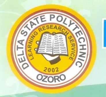 Delta State Polytechnic Ozoro Logo