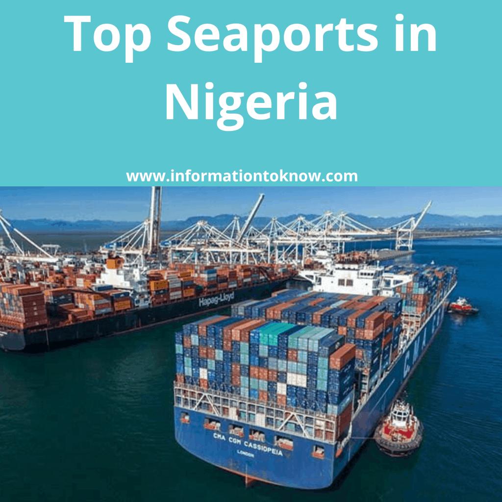 Top seaports in Nigeria