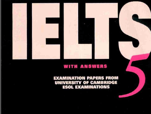 Official Cambridge IELTS Practice Test 5 – Information To Share
