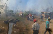 Incendio de pastizales causa alarma en vecinos