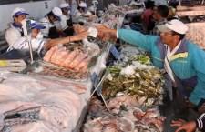 Aumenta 30% el precio de mariscos por cuaresma