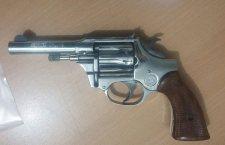 Detenidos por portar arma sin permiso