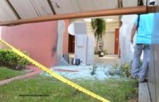 Explotan artefactos en cajeros de CFE en Oaxaca