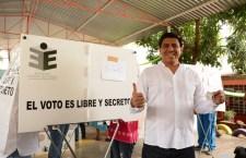 Salomón Jara Cruz acusa irregularidades en la organización