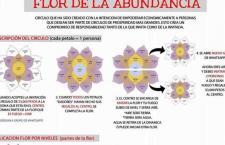 "La cadena de la ""Flor de la abundancia"""
