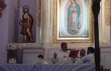 Llama Iglesia a dirimir conflictos para reestablecer la paz en Huajuapan