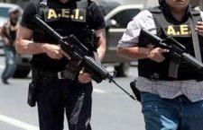 Captura AEI y Policía Investigadora a pareja de homicidas