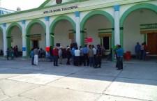 Niegan desvío de recursos en San Miguel Tlacotepec