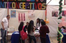 En marcha, Semana Nacional de Salud de la Adolescencia en la Mixteca