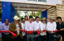 """Arrancó la «Primera Feria Decembrina del Mezcal"""" en Oaxaca"""
