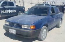 Asegurado con vehículo robado