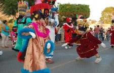 Celebra Huajuapan el Primer Carnaval Mixteco 2017; ganan los Chinelos