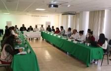 Realiza PGR reunión para inhibir delitos en materia de hidrocarburos