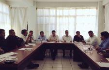 Se atenderá delincuencia en Huajuapan, afirma el Fiscal General