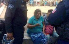 Les roban 43 mil pesos al salir de un banco, en el Centro Histórico de Oaxaca