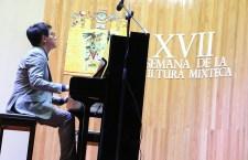 Manuel Casas comparte con mixtecos Ecos del alma