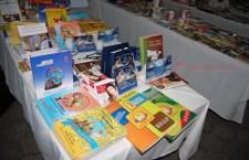 Promueven valores de la Iglesia a través de Primera Feria del Libro