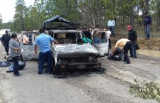 Investigan multihomicidio en la Mixteca