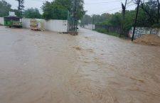 Tormenta tropical Calvin causa afectaciones en el Istmo y Costa